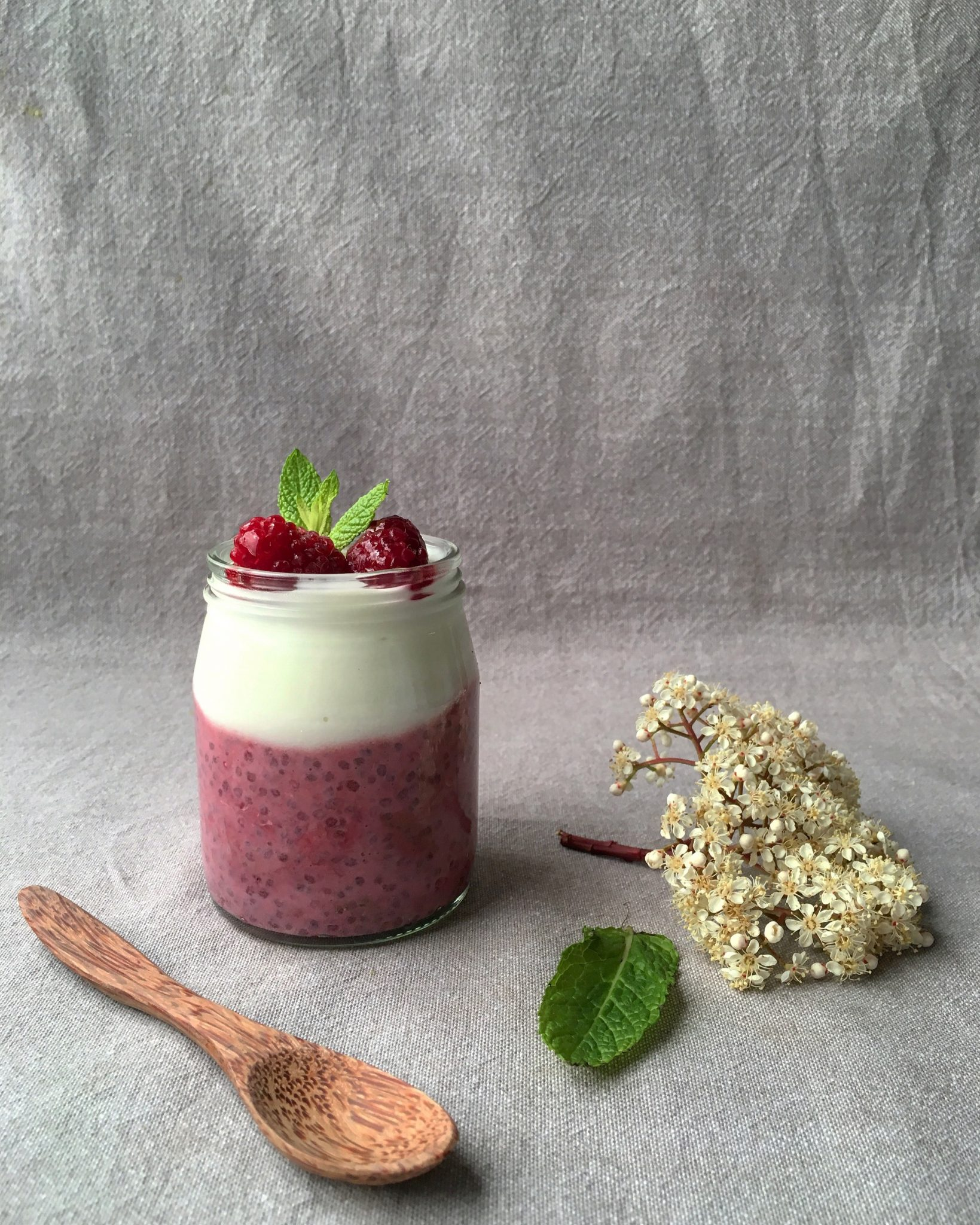 how to make healthy chia pudding